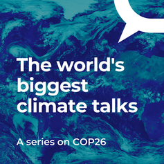 COP26: the world's biggest climate talks