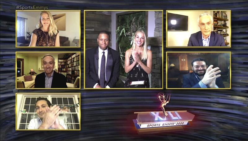 TV Virtual Emmys