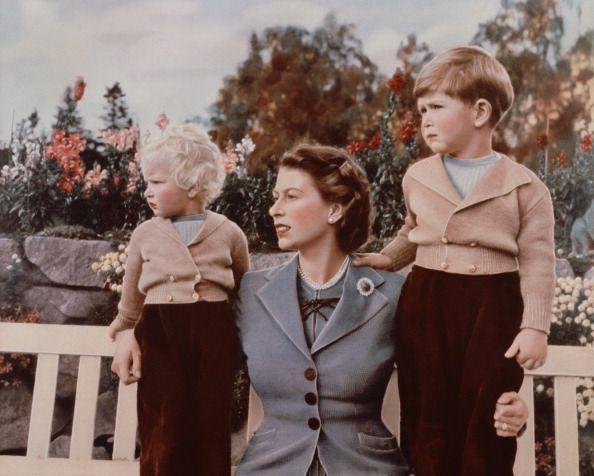 <p>Back in the day, young princes and princesses were known to wear complimentary outfits when carrying out public engagements with their parents. However, based off of our family photo albums, it's fair to note that MOST parents abide by this rule. </p>