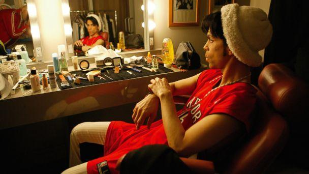 PHOTO: Prince is photographed in Toronto in 2004. (Prince: A Private View/Afshin Shahidi)