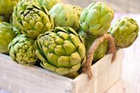 "<p>March through May is artichoke time. Though frequently used in its canned form as a base for <a href=""https://www.thedailymeal.com/entertain/win-game-day-these-21-irresistible-dips-slideshow?referrer=yahoo&category=beauty_food&include_utm=1&utm_medium=referral&utm_source=yahoo&utm_campaign=feed"" rel=""nofollow noopener"" target=""_blank"" data-ylk=""slk:spinach and artichoke dip"" class=""link rapid-noclick-resp"">spinach and artichoke dip</a>, this Mediterranean vegetable is good enough to stand on its own. Embrace the artichoke by <a href=""https://www.thedailymeal.com/grilled-artichokes-recipe?referrer=yahoo&category=beauty_food&include_utm=1&utm_medium=referral&utm_source=yahoo&utm_campaign=feed"" rel=""nofollow noopener"" target=""_blank"" data-ylk=""slk:seasoning it simply and tossing it on the grill this spring"" class=""link rapid-noclick-resp"">seasoning it simply and tossing it on the grill this spring</a>. Or, you can turn it into a snack food by preparing some <a href=""https://www.thedailymeal.com/recipes/fried-artichokes-1-recipe?referrer=yahoo&category=beauty_food&include_utm=1&utm_medium=referral&utm_source=yahoo&utm_campaign=feed"" rel=""nofollow noopener"" target=""_blank"" data-ylk=""slk:fried artichoke hearts"" class=""link rapid-noclick-resp"">fried artichoke hearts</a>.</p>"