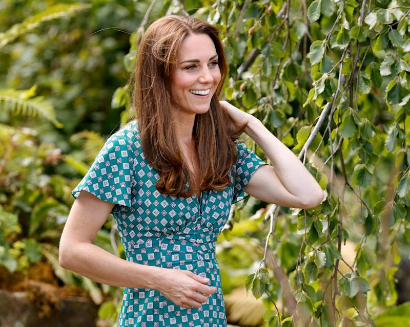 Kate Middleton Surprises Wimbledon Fans - and Not in the Royal Box!