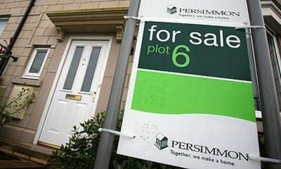 Housebuilder Persimmon Profit Jumps 57%