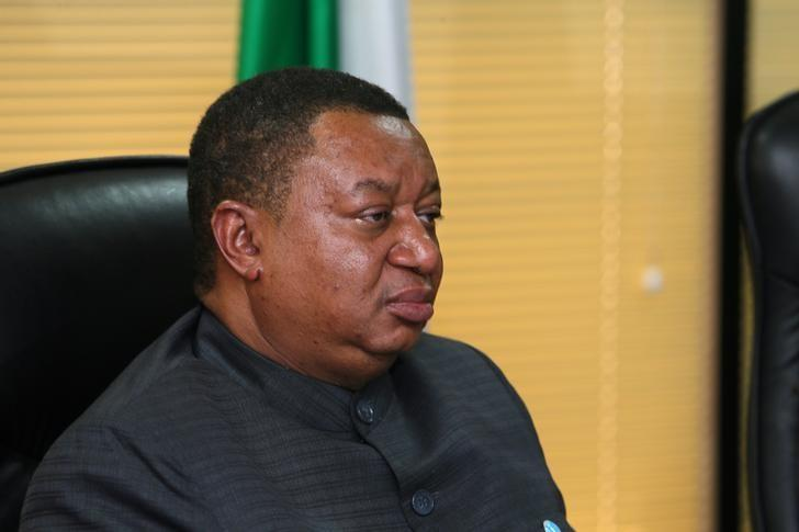 OPEC Secretary General Mohammed Barkindo seen during his visit to Abuja, Nigeria