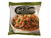 <p>The texture is a bit chewier than regular risotto, and the spelt gives it a slightly nutty taste that works with the chickpeas and creamy sauce. Make this with a group, though — the next-day leftovers didn't hold up.</p>