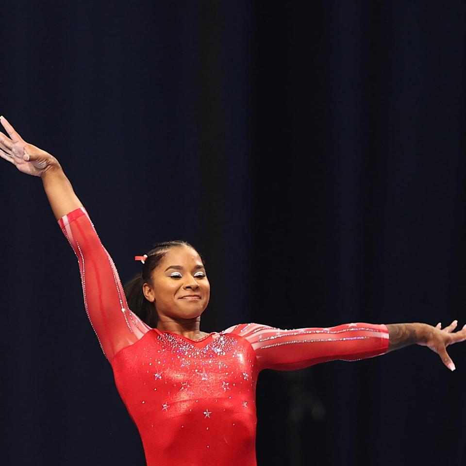 Gymnast Jordan Chiles Is on Her Way to the Tokyo Olympics - Get to Know Her