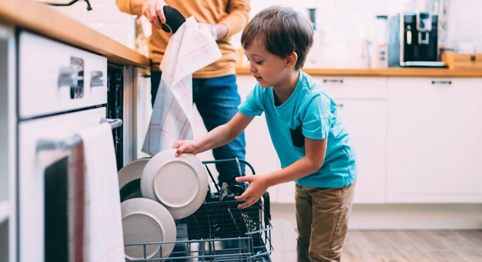 What age should children start chores? (Getty)