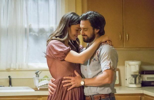 'This Is Us': First Look at Mandy Moore and Milo Ventimiglia Back on Set