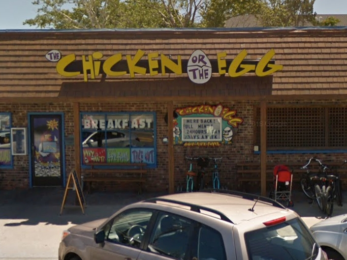 The Chicken Or The Egg on Long Beach Island reopened, following someone in the building testing positive for the coronavirus.