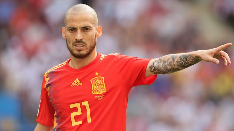Real Sociedad's new signing David Silva tests positive for COVID-19