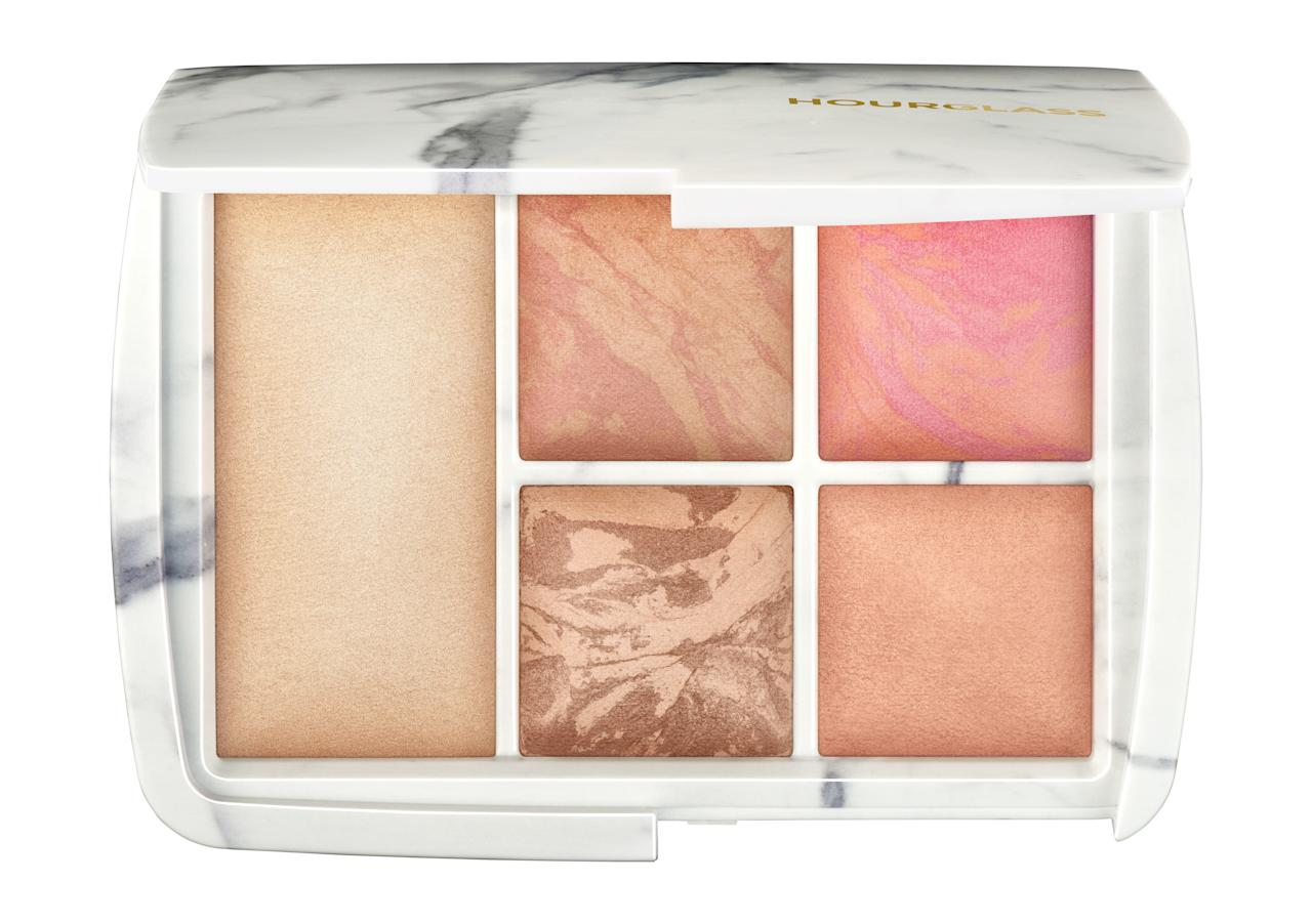 <p>If your friend is a makeup beginner, chances are she's never heard of strobing (and honestly, that's one makeup trend we'd gladly leave in 2016). But you should definitely introduce highlighting into her regular routine. These iridescent blushes, bronzers, and highlighters will give a subtle glow without leaving the face shiny.</p>