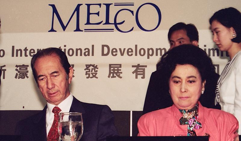 Hong Kong businesswoman Winnie Ho, sister of casino tycoon Stanley Ho, dies aged 95, her spokeswoman confirms