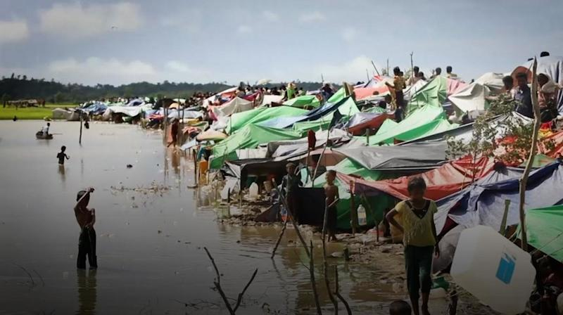 White House Pressured To Take Action As Myanmar's Rohingya Crisis Worsens