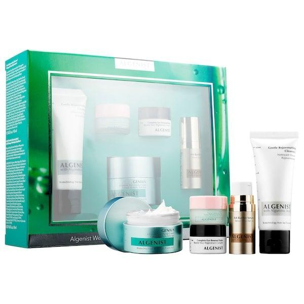 <p>There's no trip to the sea needed to use the products in this algae-packed <span>Algenist Weekender Kit</span> ($71, originally $95).</p>