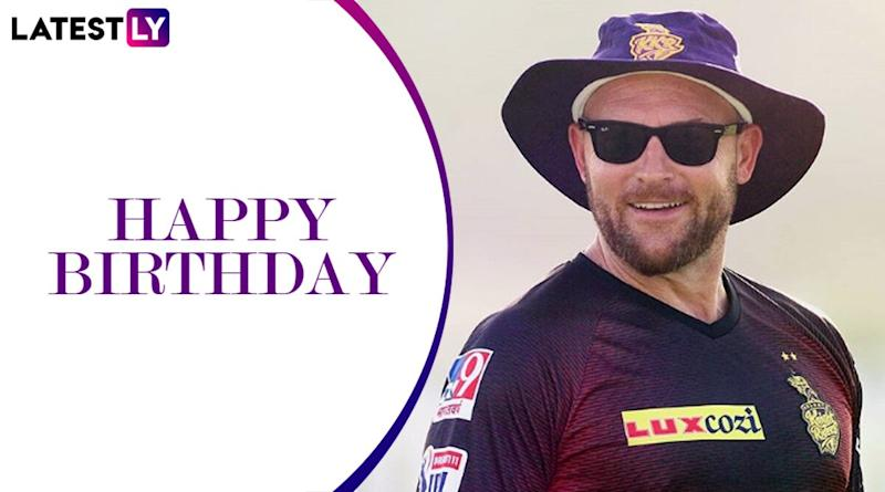 Brendon McCullum Birthday Special: Lesser-Known Facts and Records of KKR Head Coach