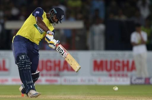 Amla, Perera lead World XI T20 win over Pakistan