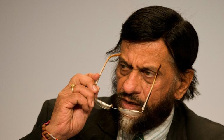 Rajendra Pachauri led the  UN climate change group that won a Nobel Peace Prize for pressing countries to take action over global warming