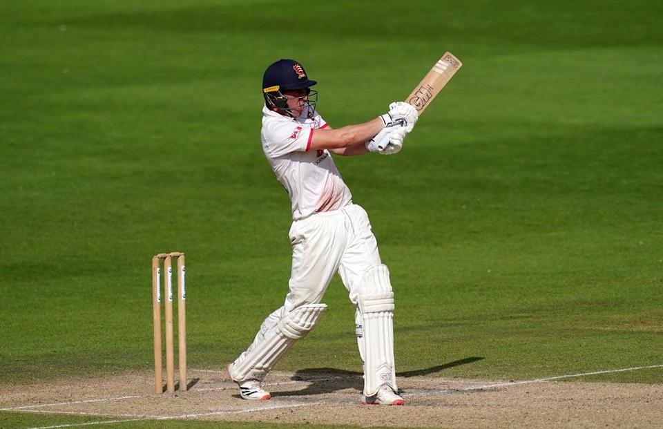 Essex's Dan Lawrence got some useful red-ball practice before England duty later this week (John Walton/PA) (PA Archive)