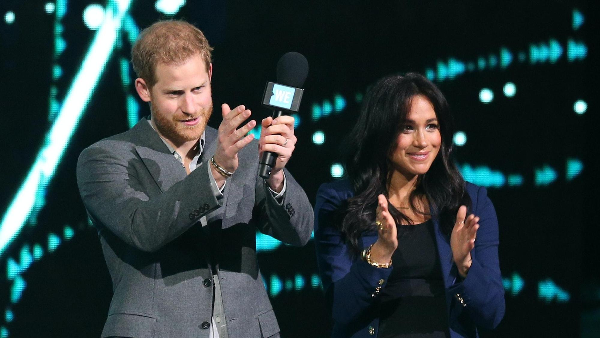 'Bear traps everywhere' for Harry and Meghan as they forge own careers