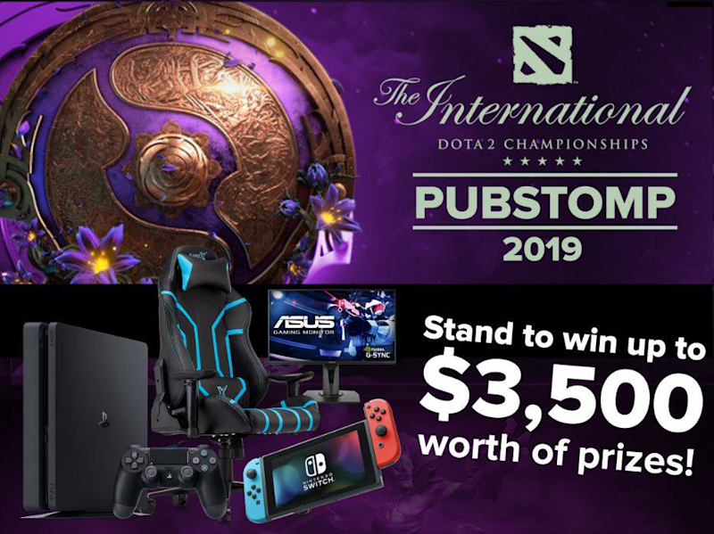 The International 2019 Pubstomp