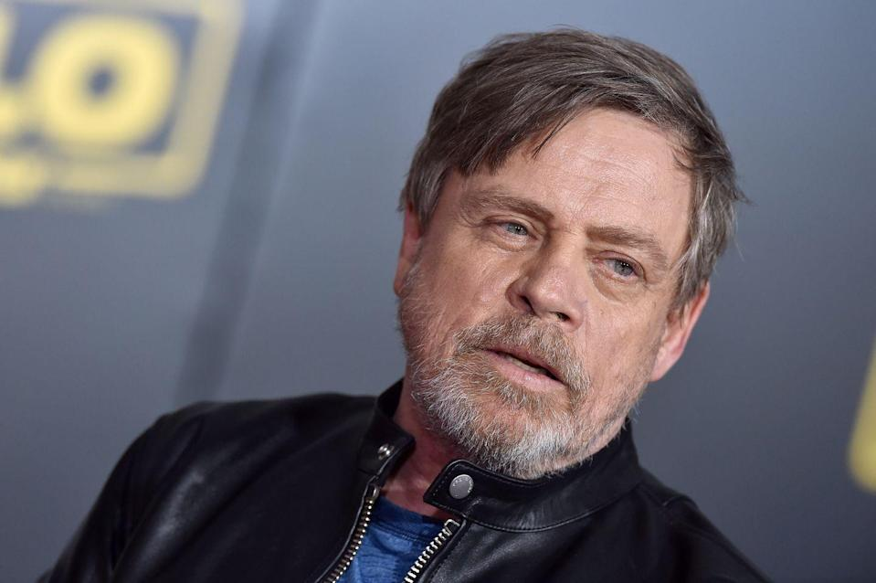 <p>Onscreen he is best known as legendary Jedi Luke Skywalker in the Star Wars films, but he indulges his evil side with his animated work. For almost two decades he's been the voice of The Joker in countless animated versions that have brought the DC villain to life. In everything from <em>Batman: The Animated Series</em> to<em> Justice League</em> to a host of video games and even a bit on <em>Robot Chicken</em>. </p>