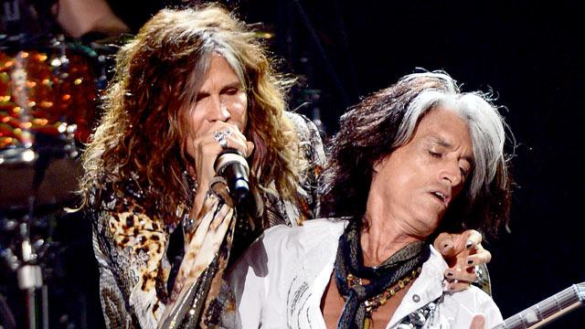 Aerosmith's Steven Tyler and Joe Perry Talk About Tension Over 'American Idol'