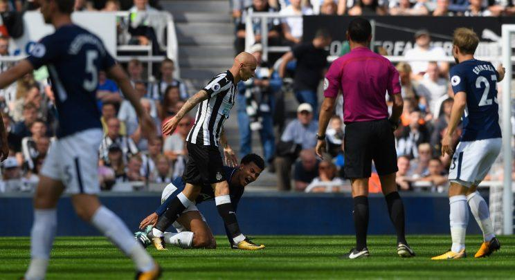Should Jonjo Shelvey remain as vice captain for Newcastle United?