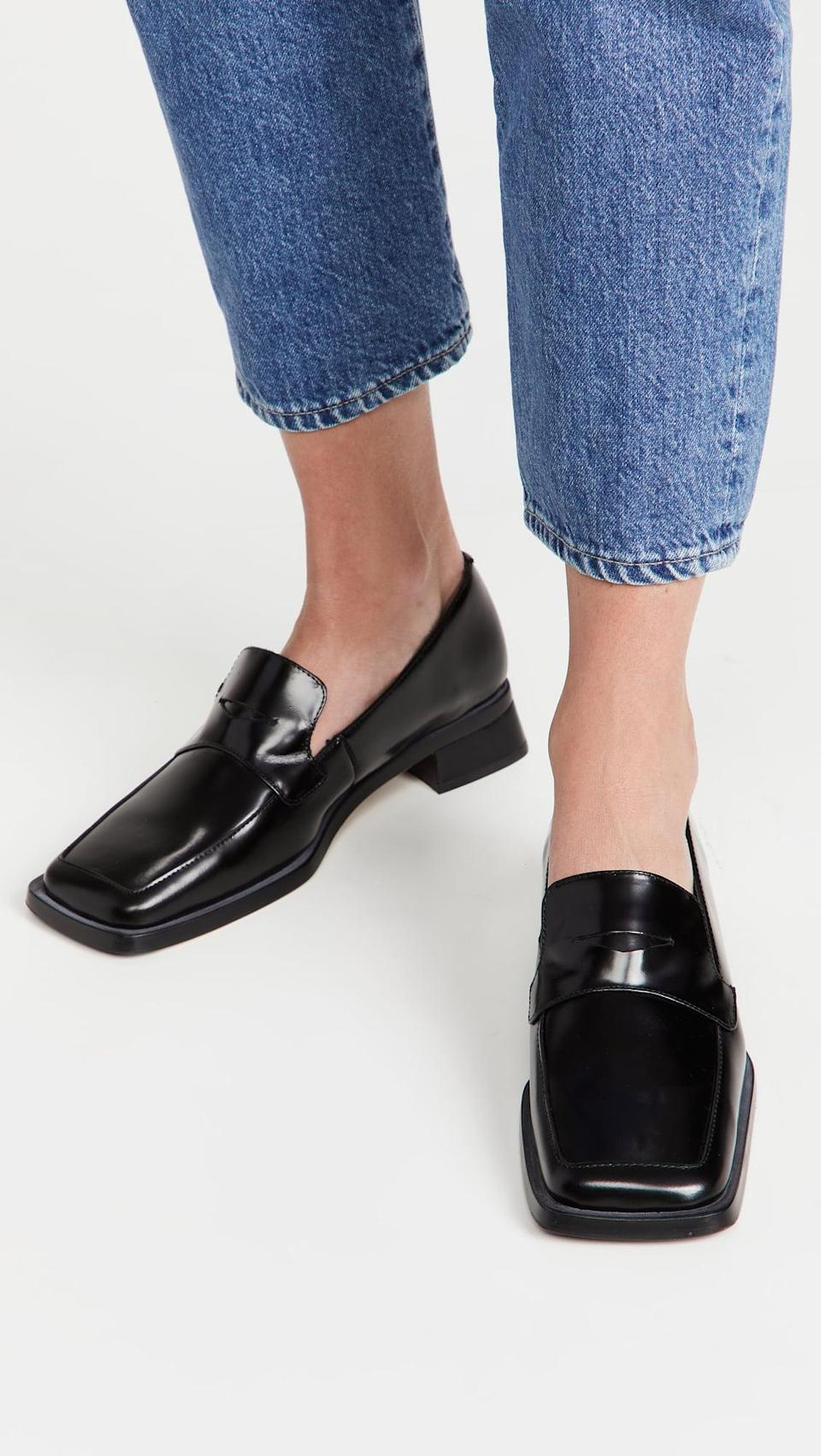<p>There's something so sexy about the look of these <span>Miista Crimsom Loafers</span> ($410), they have universal, classic appeal. You won't regret investing in them.</p>