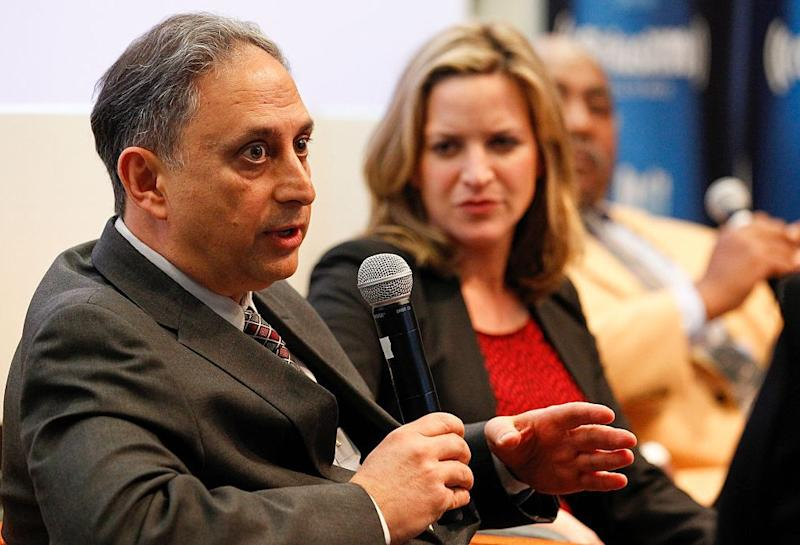 Cyrus Mehri is mounting a challenge to lead the NFL's players union. (Getty Images)