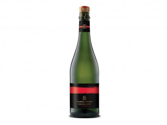 For a zesty fizz that will win you compliments, try this sparkling wine (Chapel Down)