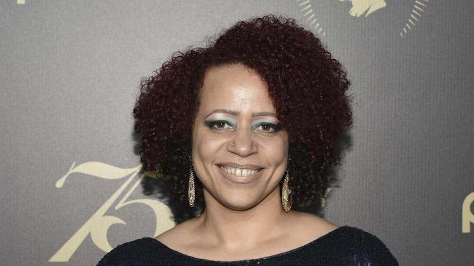 In this May 21, 2016, file photo, Nikole Hannah-Jones attends the 75th Annual Peabody Awards Ceremony at Cipriani Wall Street in New York. (Photo by Evan Agostini/Invision/AP, File)