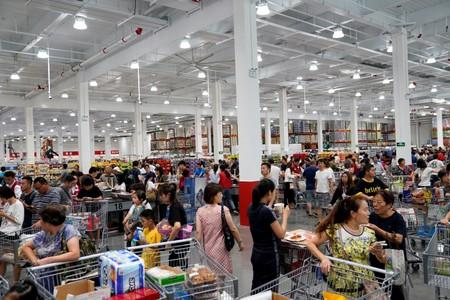 Costco limits shoppers in first China store after opening