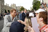 <p>Although the royal family are some of the most high-profile people in the world, don't expect to snag an autograph from any of them. The royal family is prohibited from signing autographs as a way to prevent forgeries.</p>