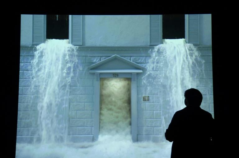 'Bill Viola. Electronic Renaissance' exhibition will run in Florence from March 10 to July 23, 2017