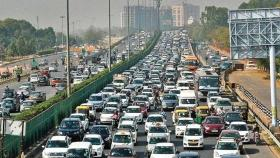 Delhi Police issues traffic advisory ahead of Arvind Kejriwal's swearing-in ceremony