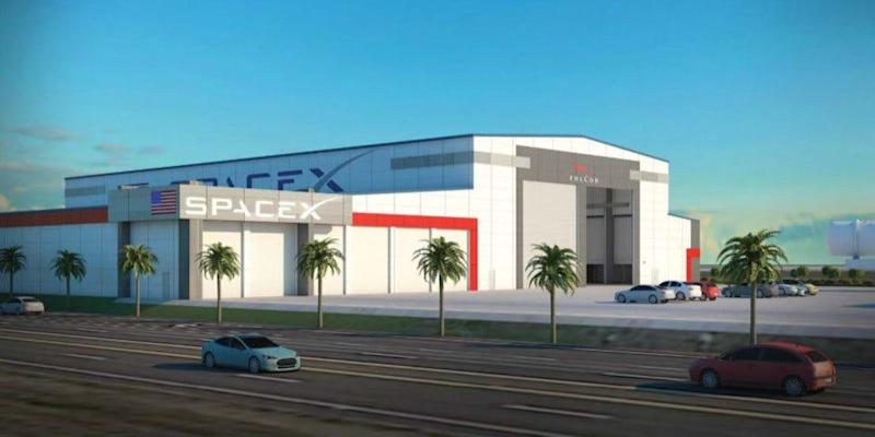 SpaceX: Planning a futuristic campus in Florida to support innumerable rocket launches