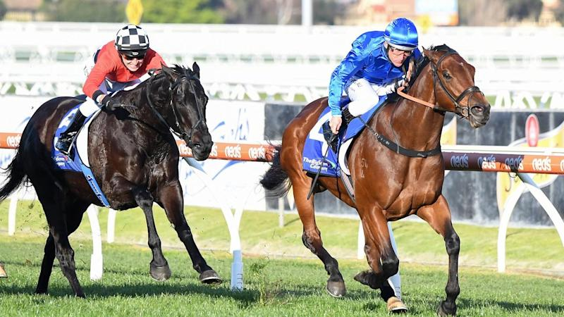 RACING BLETCHINGLY STAKES DAY