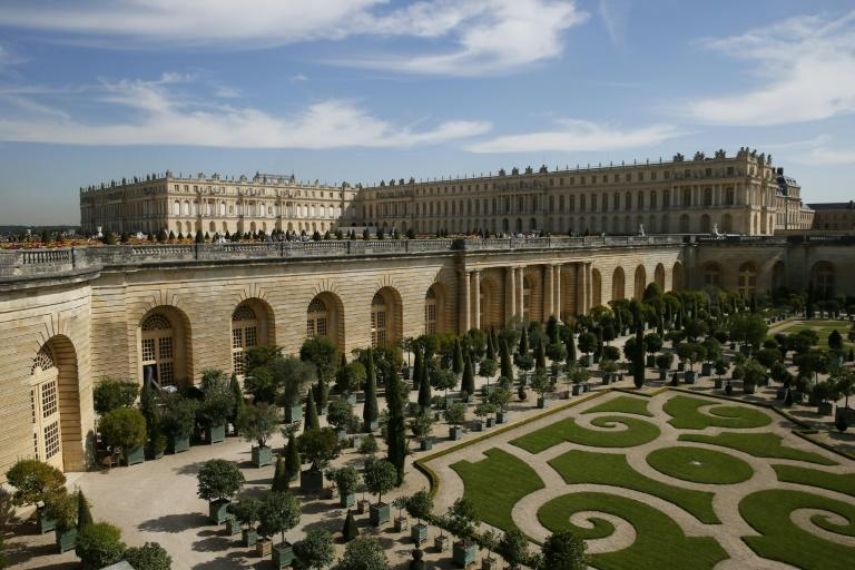 The Palace of Versailles attracts nearly 10 million tourists a year
