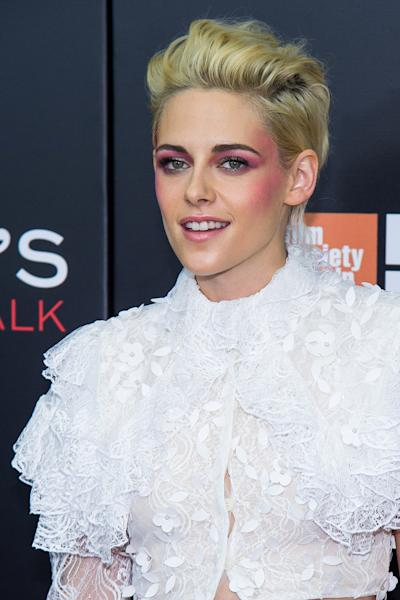"""Kristen Stewart attends the world premiere of """"Billy Lynn's Long Halftime Walk"""", during the 54th New York Film Festival, at AMC Loews Lincoln Square on Friday, Oct. 14, 2016, in New York. (Photo by Charles Sykes/Invision/AP)"""