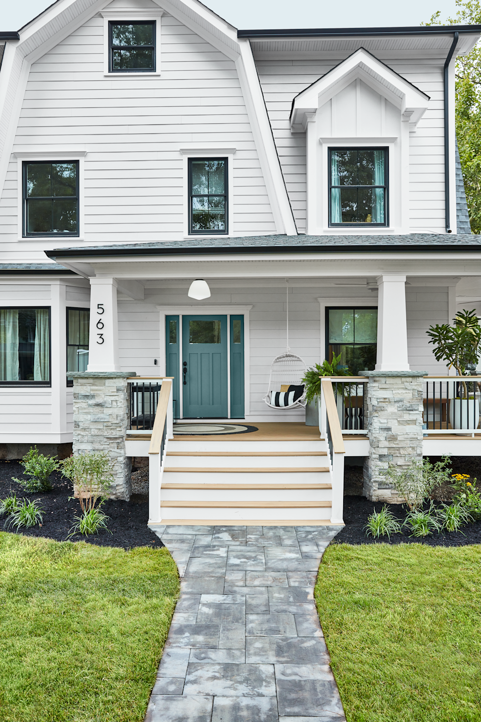Real Simple Home 2021, Curb Appeal Ideas