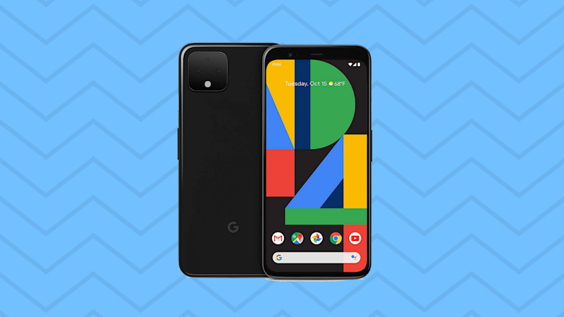 Save 44 percent on the Google Pixel 4. (Photo: Amazon)
