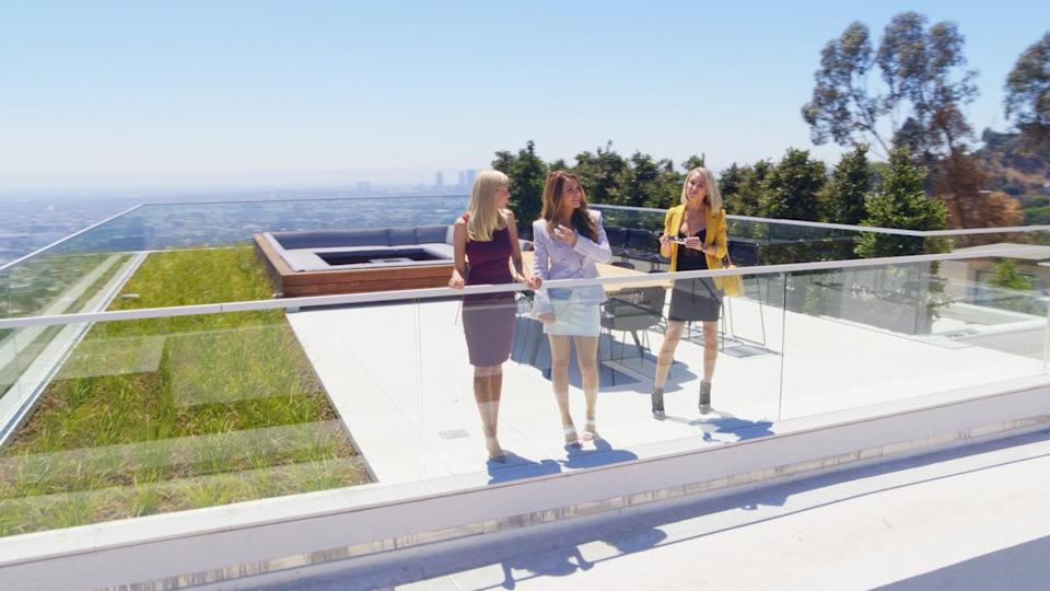 """<p>If you love luxurious real estate, then you'll love this new reality series, which follows elite real estate brokers at The Oppenheim Group who cater to affluent buyers in Los Angeles. </p> <p>Watch <a href=""""https://www.netflix.com/title/80223108"""" class=""""link rapid-noclick-resp"""" rel=""""nofollow noopener"""" target=""""_blank"""" data-ylk=""""slk:Selling Sunset""""><strong>Selling Sunset</strong></a> on Netflix now.</p>"""