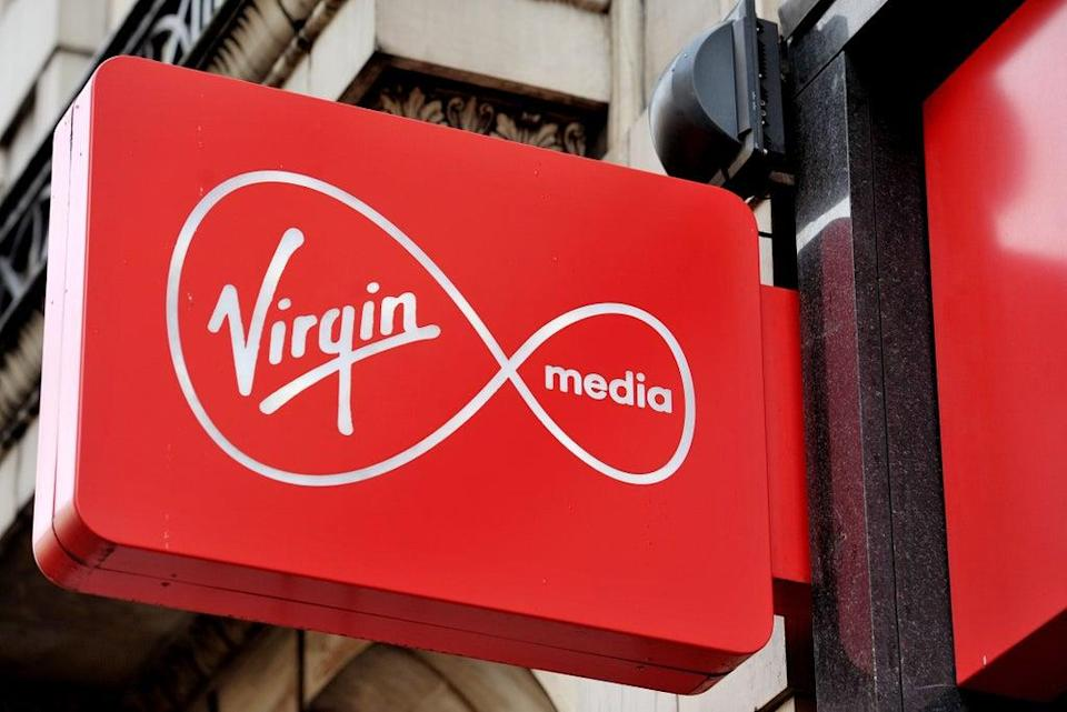 More customers complained about Virgin Media in the first three months of 2021 than any other provider, Ofcom said. (Nick Ansell/PA) (PA Archive)