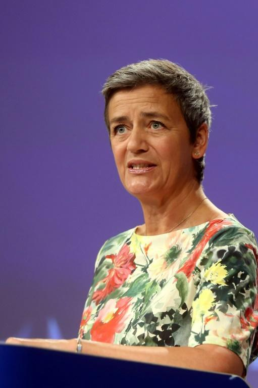 Denmark's Margrethe Vestager will get promoted to vice presidential rank in the new commission (AFP Photo/François WALSCHAERTS)