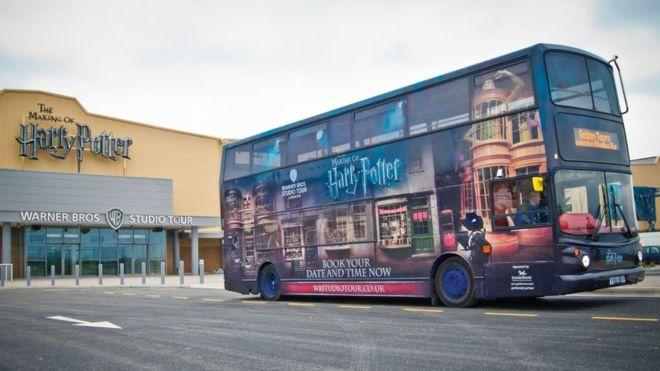 Harry Potter studio tour (Credit: Warner Bros)