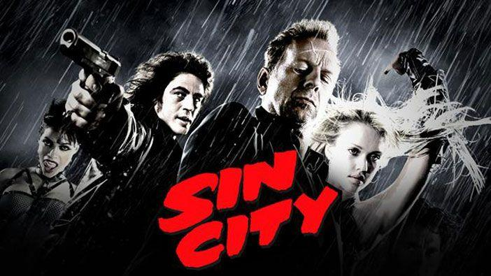 Sin City TV series in the works from Frank Miller and Robert Rodriguez