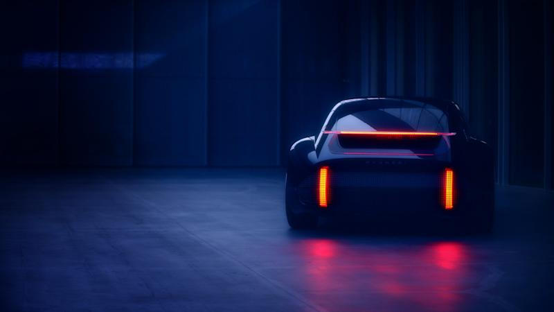 Hyundai to reveal all-electric 'Prophecy' concept at Geneva motor show