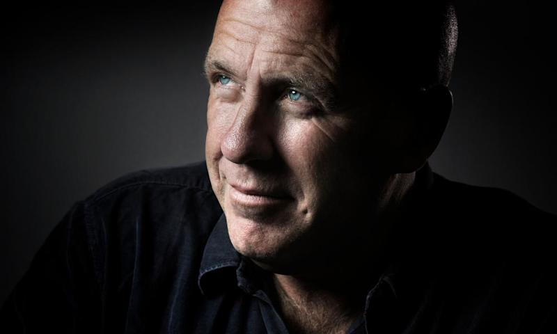 Richard Flanagan: 'I didn't want the book to be despairing. It's written at a despairing time but I don't feel despairing.' Photograph: Joel Saget/AFP/Getty Images
