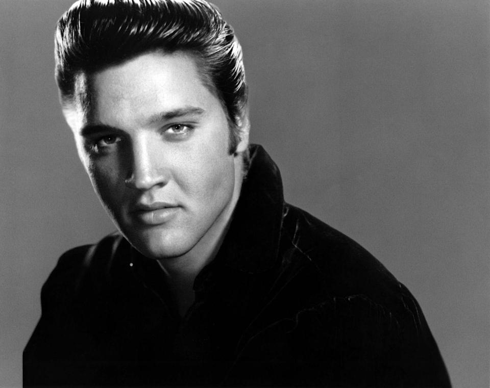 <p>A Baz Luhrman biopic about Elvis? Have mercy. Starring Austin Butler and Tom Hanks (Hanks isn't Elvis… don't worry), the film will chronicle Presley's life and his relationship with his long-time manager, Colonel Tom Parker.</p>
