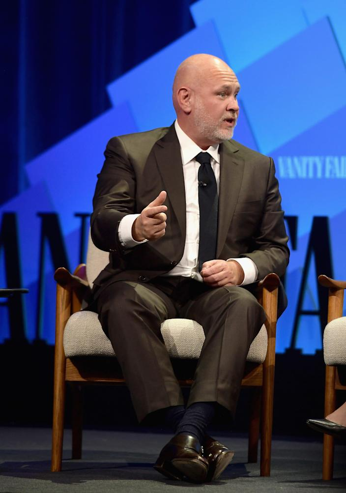 """File Image: Steve Schmidt declared that there is only one pro-democracy political party in the country and """"that is the Democratic party.""""  (Getty Images)"""